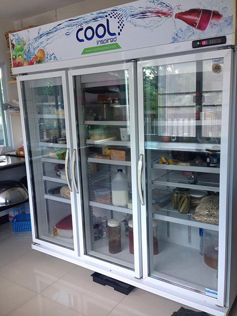 ขายตู้แข่เย็น 3 ประตู รูปที่ 2