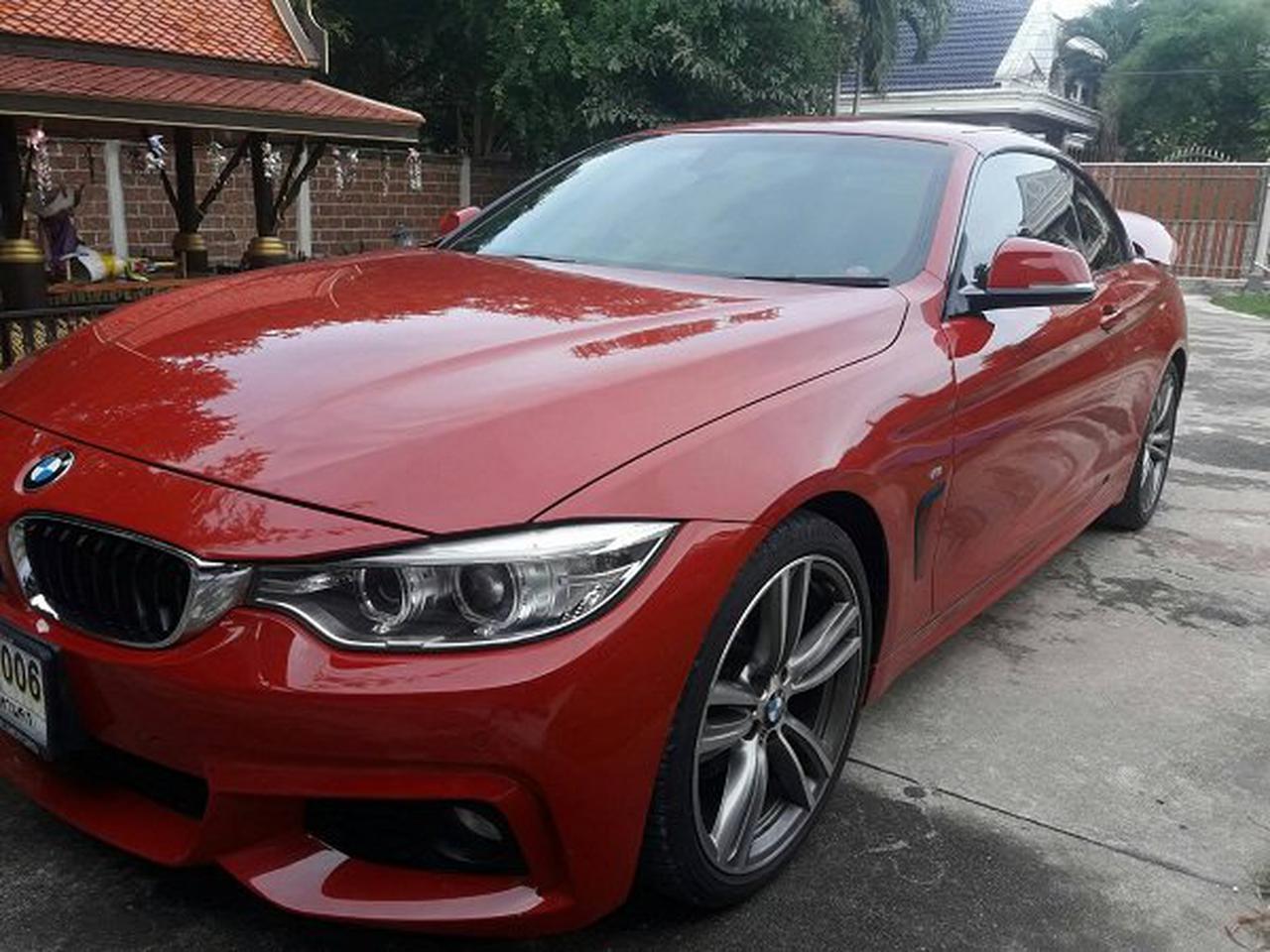 ขายรถเก๋ง BMW 420 D f32 เขตบางเขน กรุงเทพ ฯ 10230 รูปที่ 1