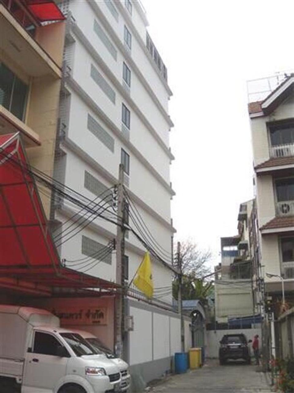 ขายอาคารพาณิชย์ 6 ชั้น อยู่ในซอยกรุงธนบุรี 6  เนื้อที่ 234.8 รูปที่ 6