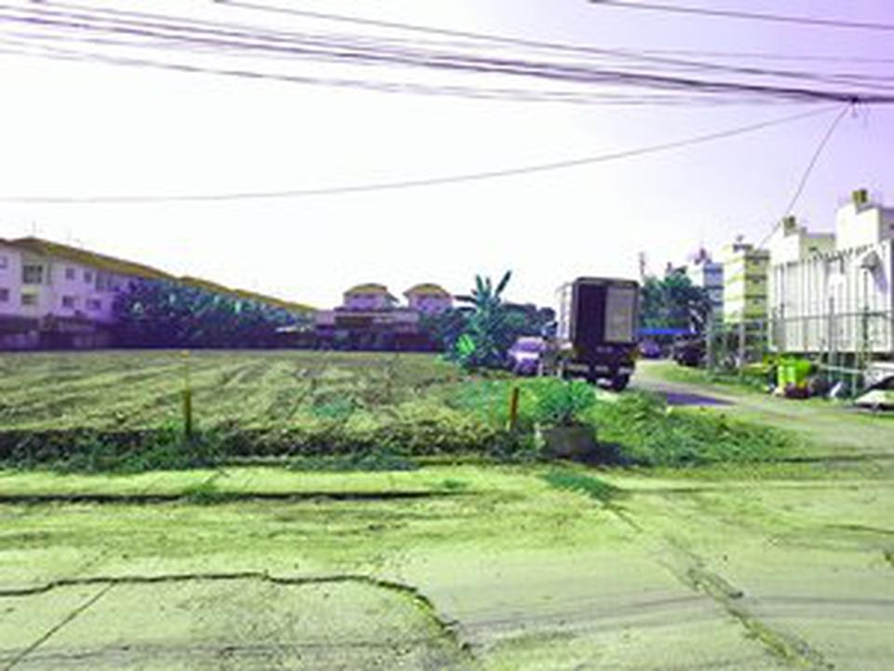 ที่ดินเปล่าถมแล้วให้เช่าในถนนนวมินทร์ กรุงเทพมหานคร รูปที่ 1