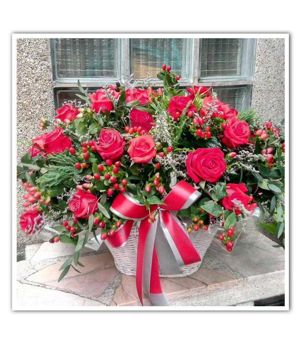 รับจัดดอกไม้สด ช่อ แจกัน กระเช้า พวงหรีด และจัดนอกสถานที่ รูปที่ 1