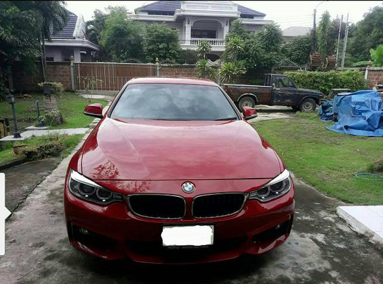 ขายรถเก๋ง BMW 420 D f32 เขตบางเขน กรุงเทพ ฯ 10230 รูปที่ 4