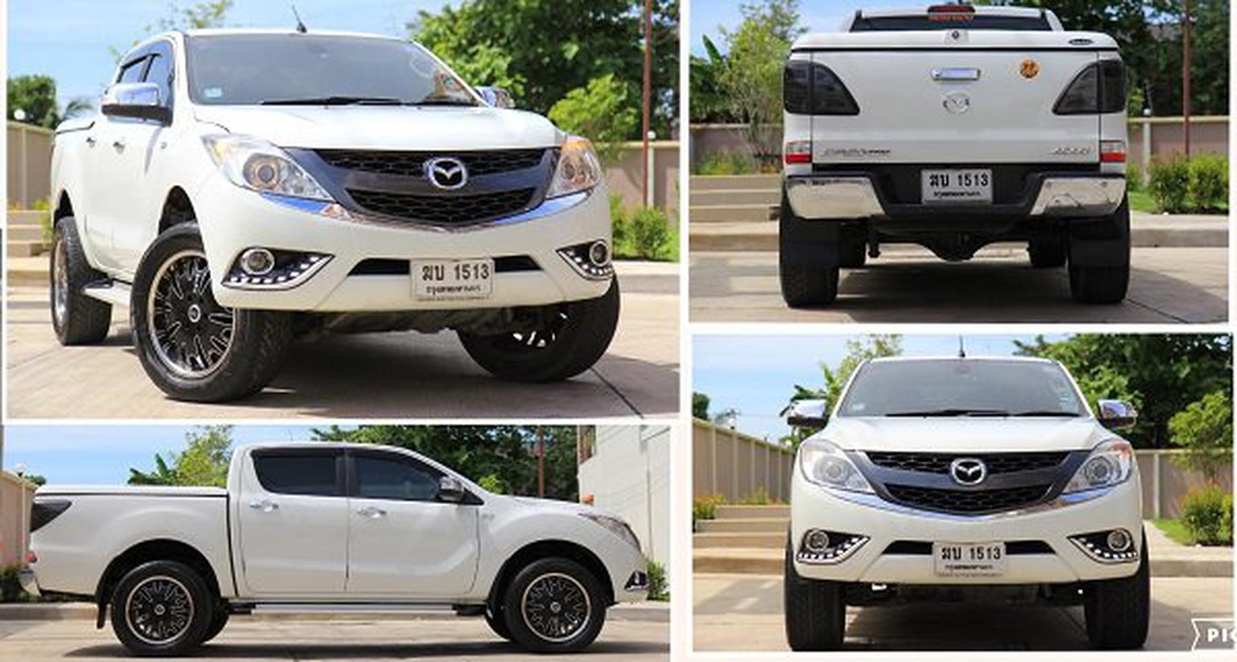ขายรถปิคอัพ 4 ประตูยกสูง Mazda  BT50 Pro เขตปทุมวัน กทม รูปที่ 3