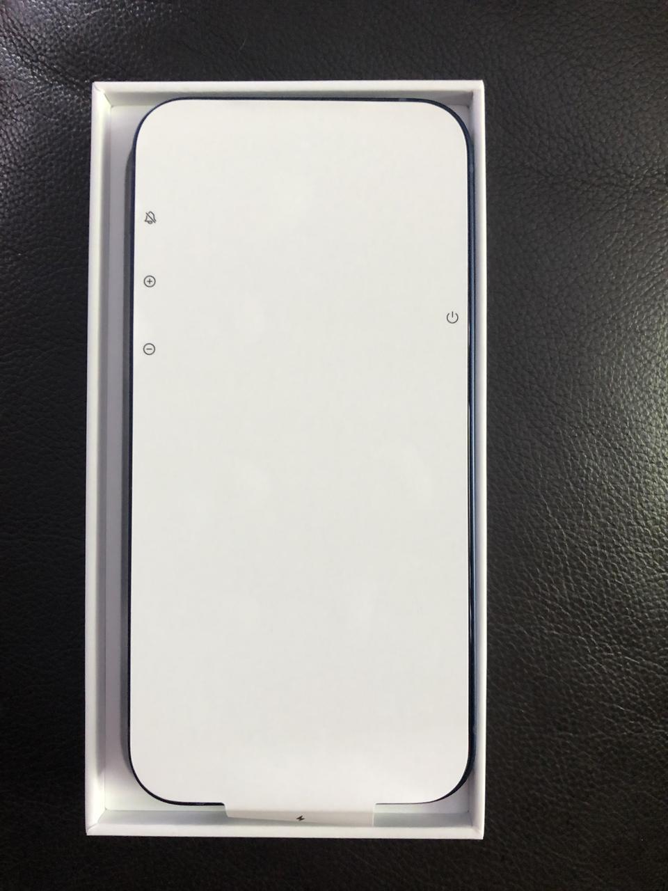 Iphone 12 256 gb สีน้ำเงิน แท้ ของใหม่  รูปที่ 3
