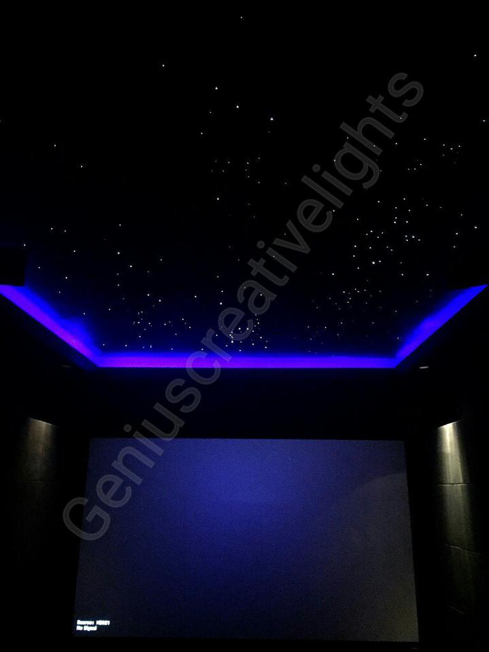 Fiber optic stars ceiling(ดาวบนฝ้าเพดาน) รูปที่ 2