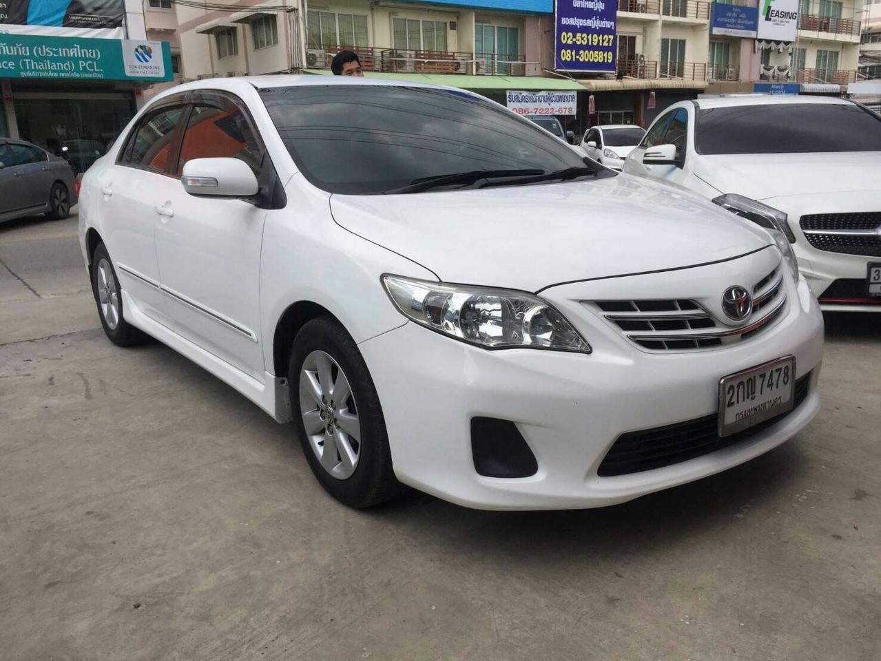Toyota Altis รูปที่ 1