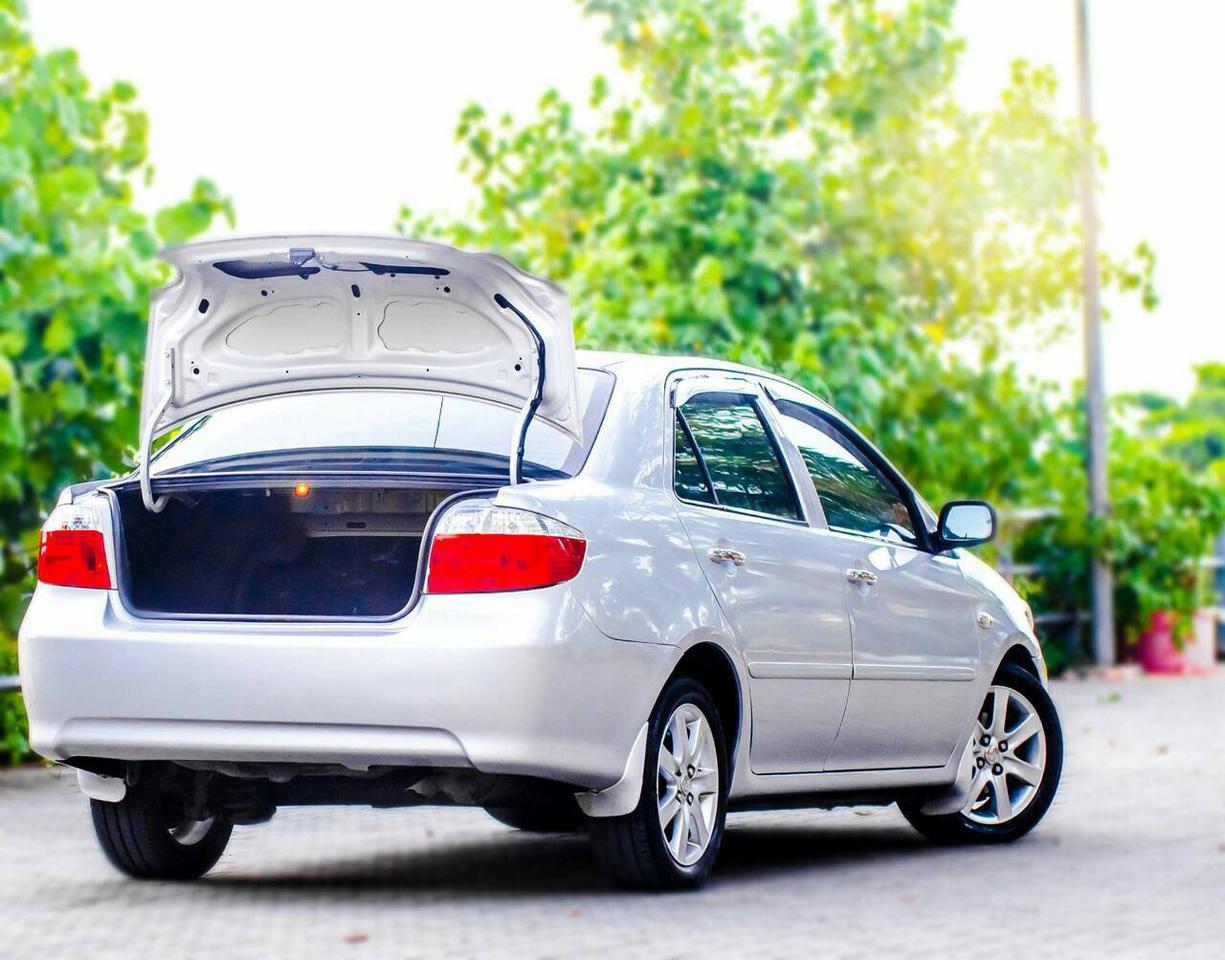 ขายรถรถเก๋ง Toyota Vios รูปที่ 3