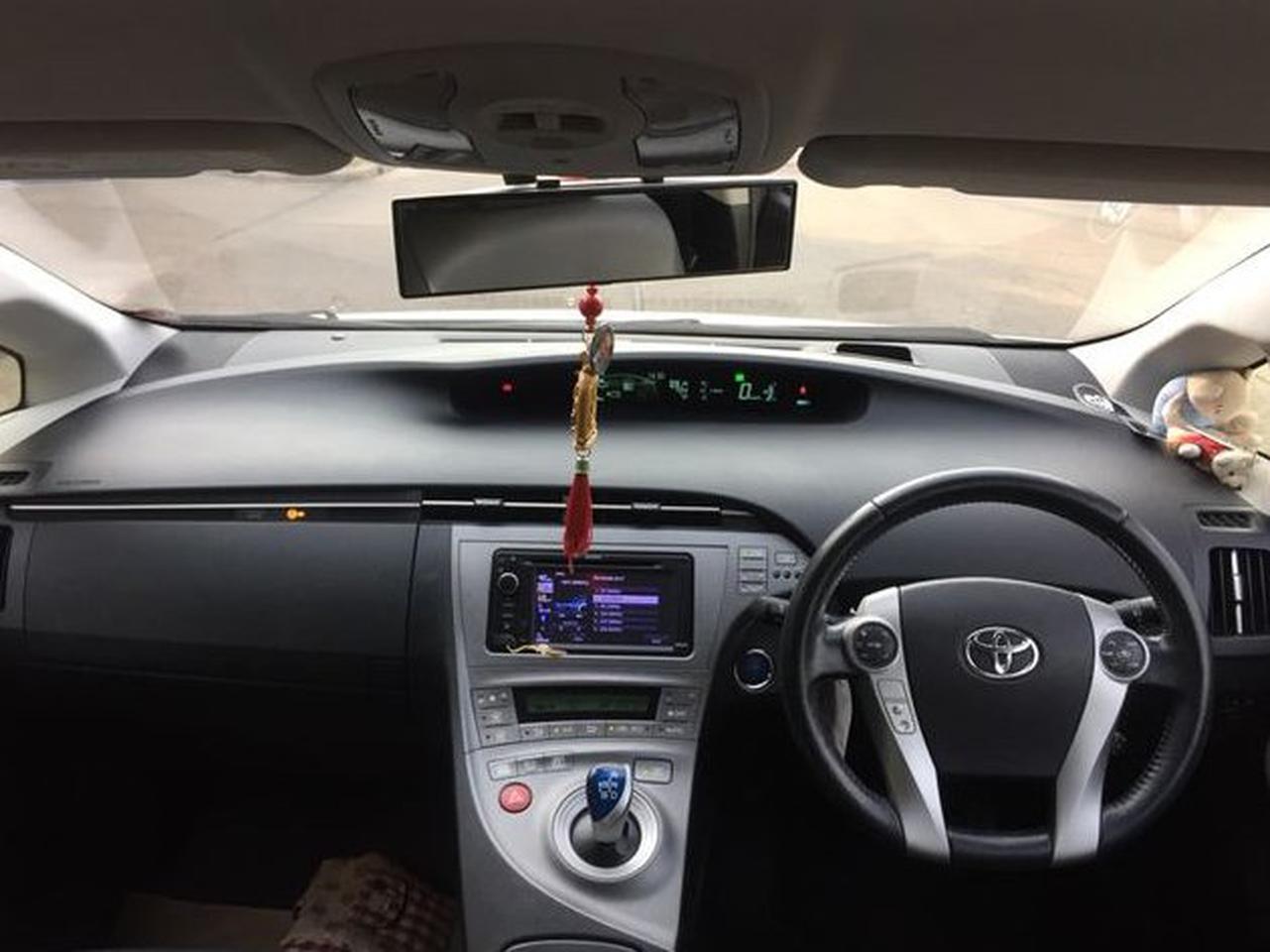 ขายรถยนต์ Toyota Prius ลำลูกกา ปทุมธานี รูปที่ 6