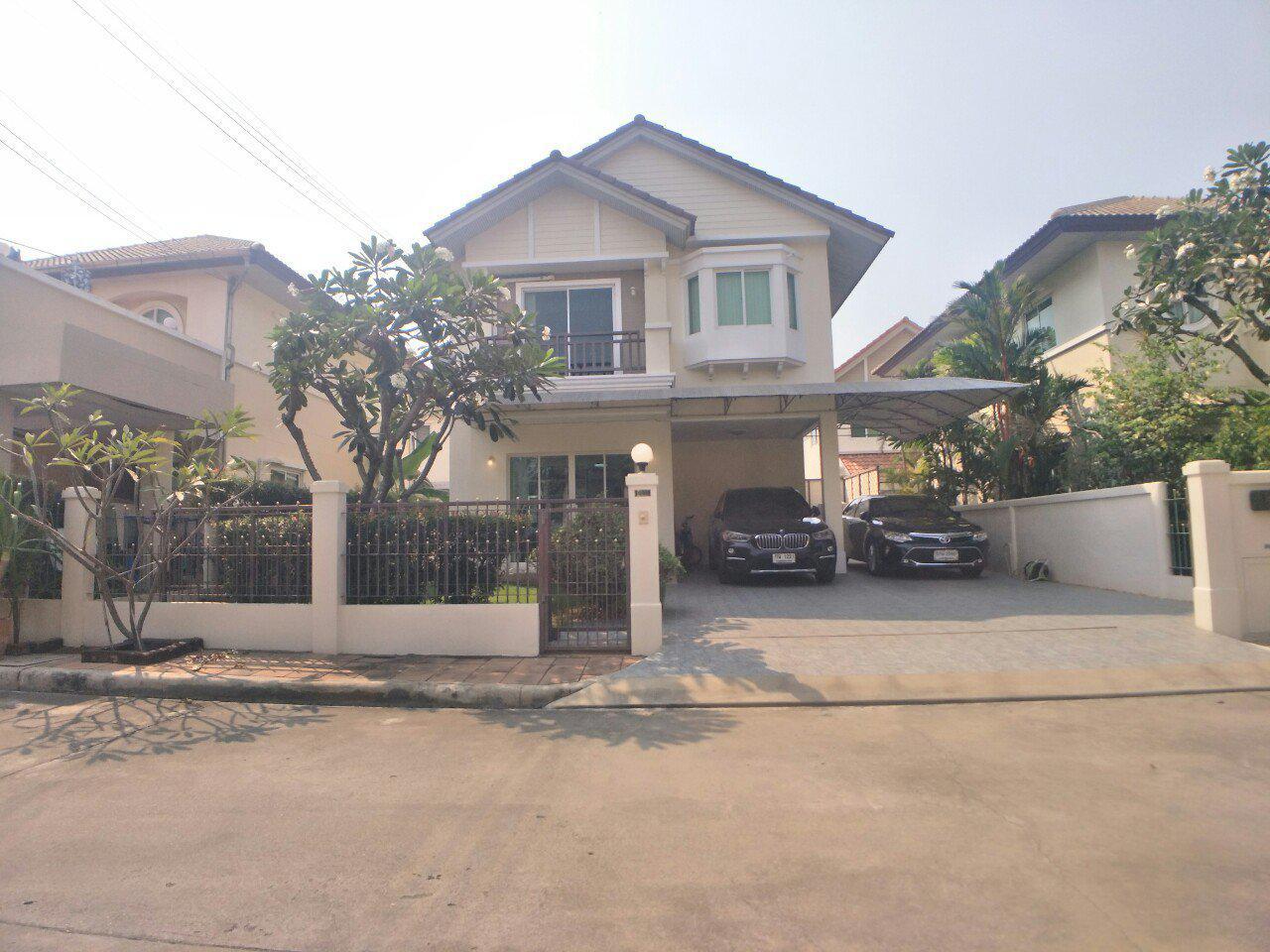 75102 - ขาย บ้านเดี่ยว หมู่บ้าน ชวนชื่น ประชาอุทิศ 113 ทุ่งครุ รูปที่ 1