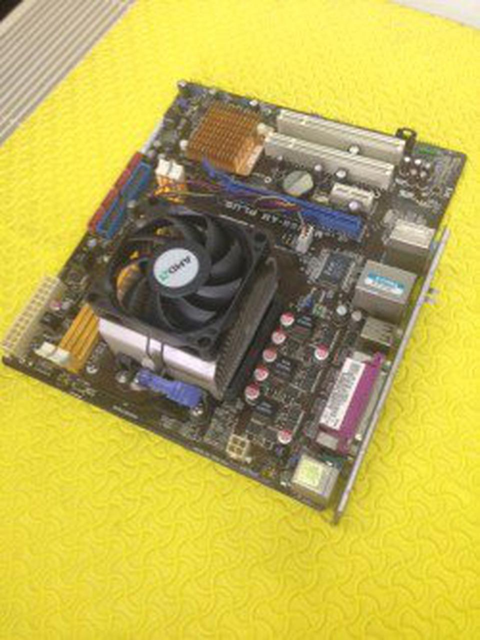 ขายเมนบอร์ด พร้อม CPU รูปที่ 2