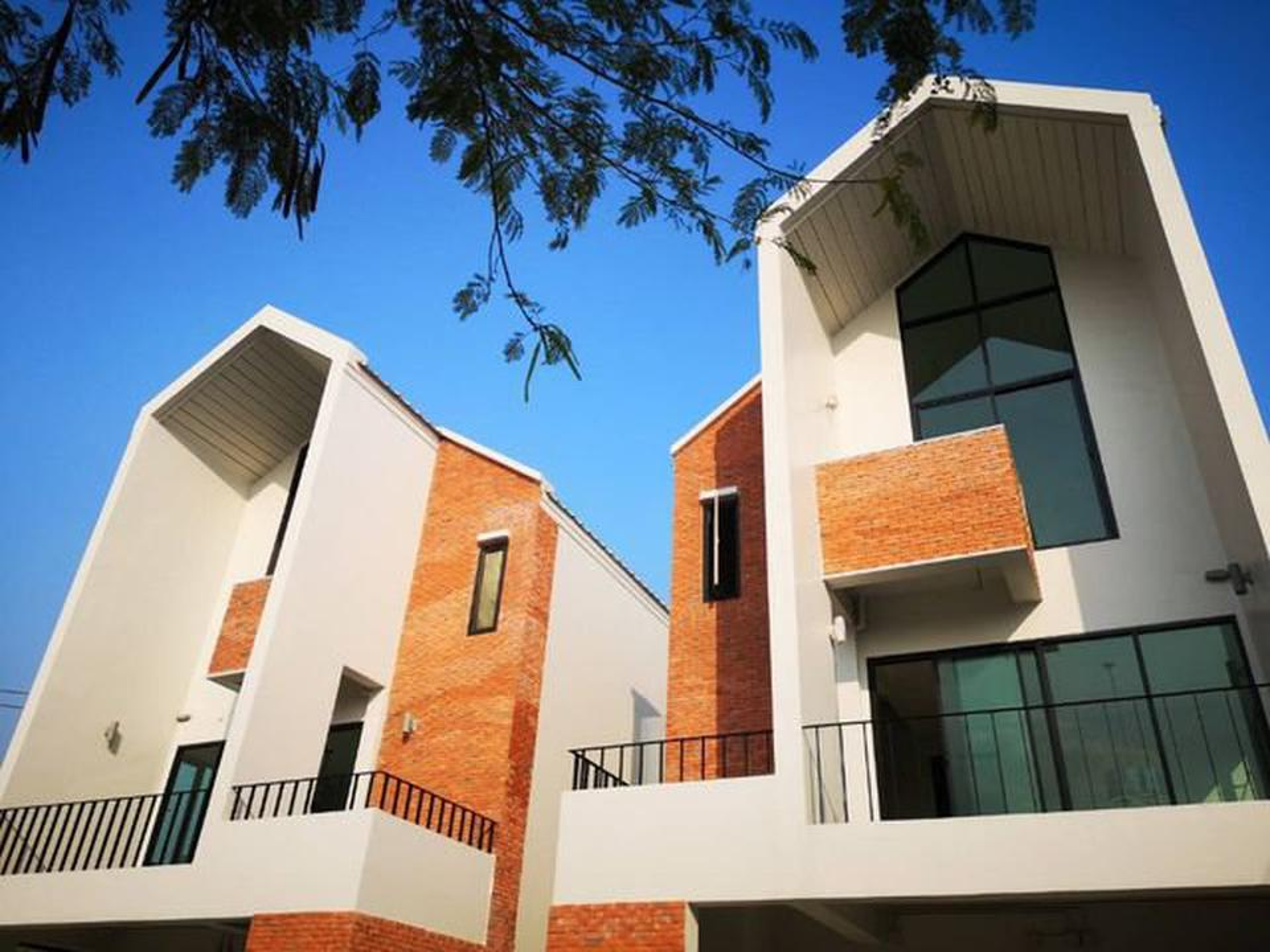 ขาย บ้านเดี่ยวUrban Green Living 3 ชั้น ย่านวัชรพล รูปที่ 4