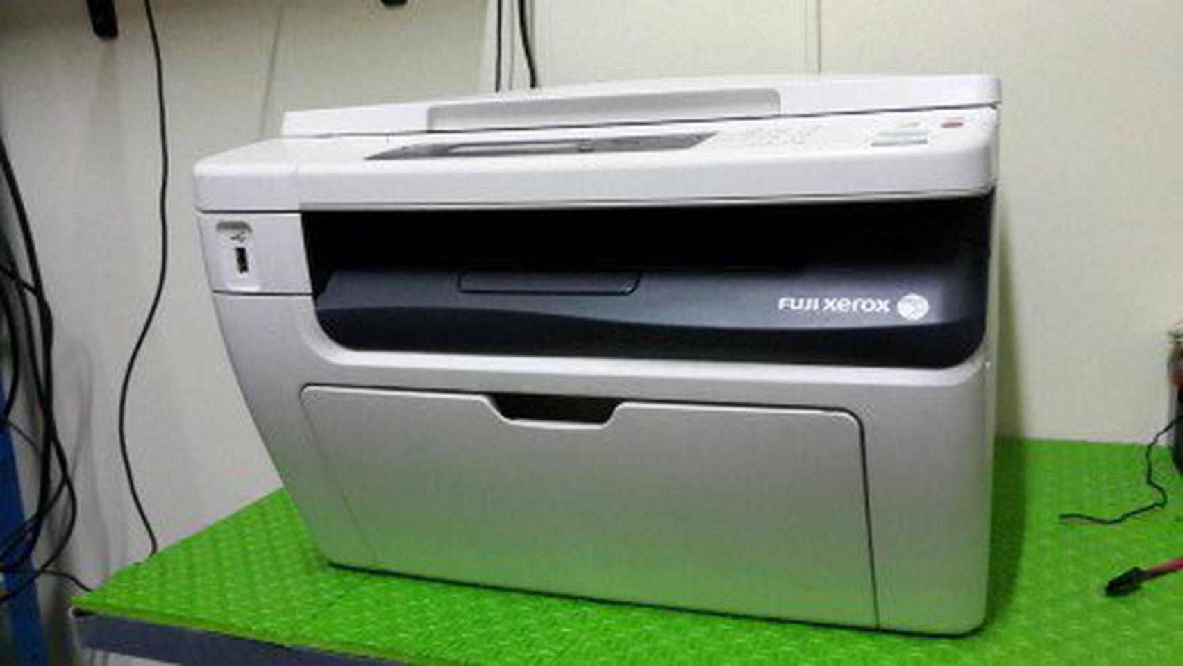 เครื่องปริ้นเตอร์ เลเซอร์ Fuji Xerox (M215b) รูปที่ 1