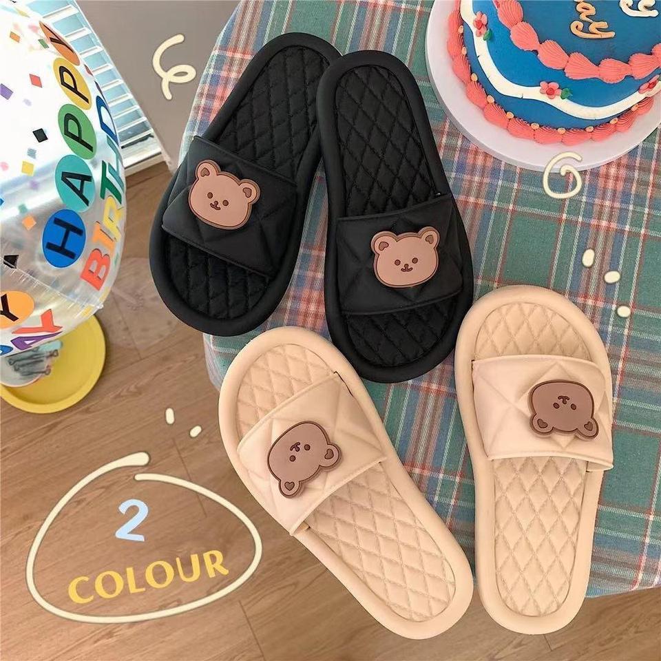 รองเท้าแตะน้องหมี ใส่สบาย รูปที่ 1