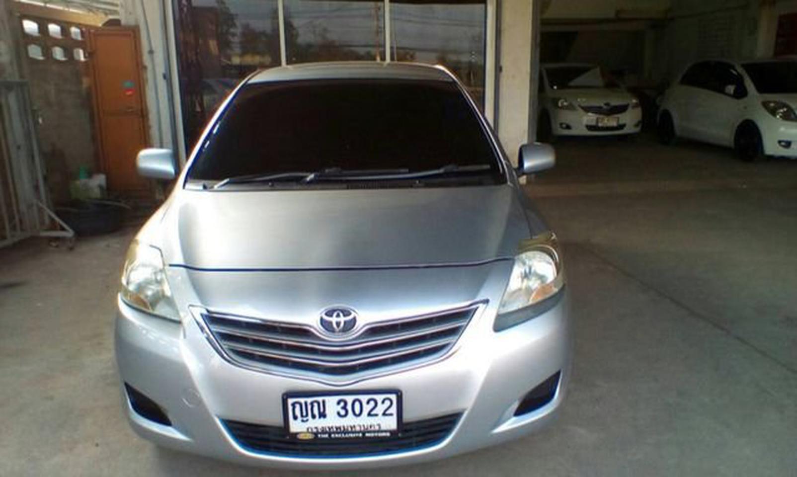Toyota vios 1.5 Ev ปี2011 รถสวย นางฟ้า มีของแถม รูปที่ 4