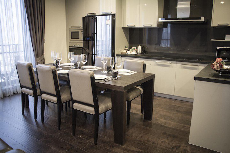 Quattro by Sansiri (Thonglor 4) condominium for rent near BTS Thonglor รูปที่ 4