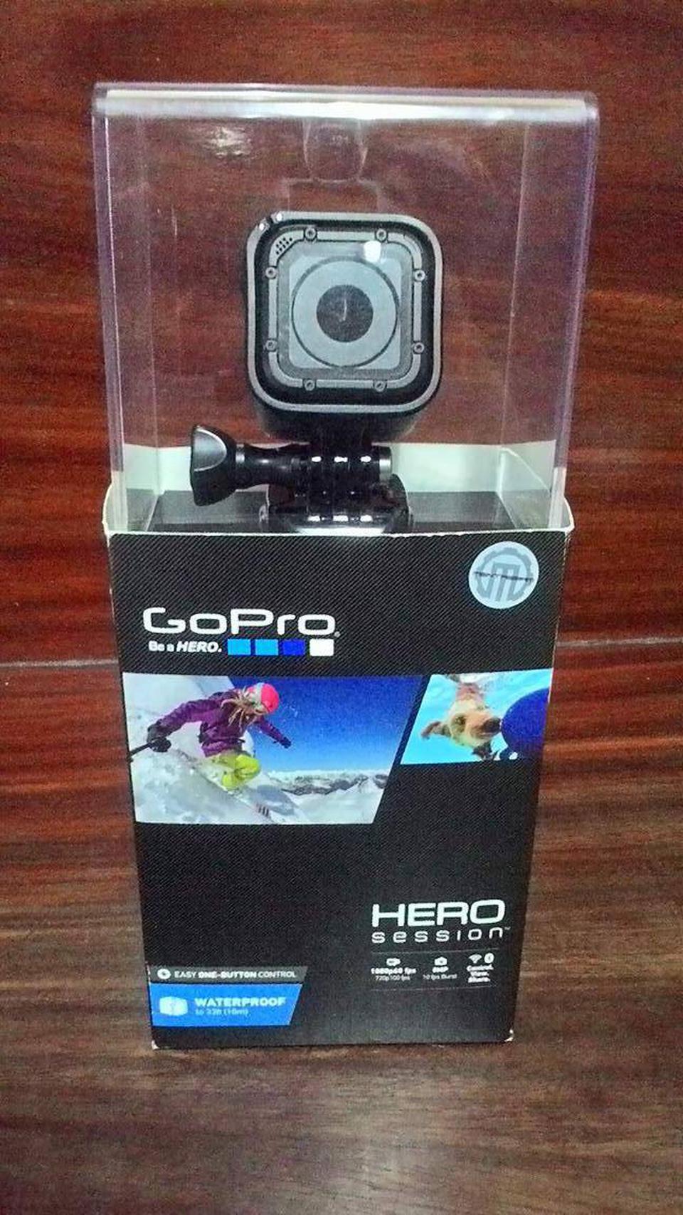 Gopro Hero Session ประกัน Big Camera 6 เดือน รูปที่ 1