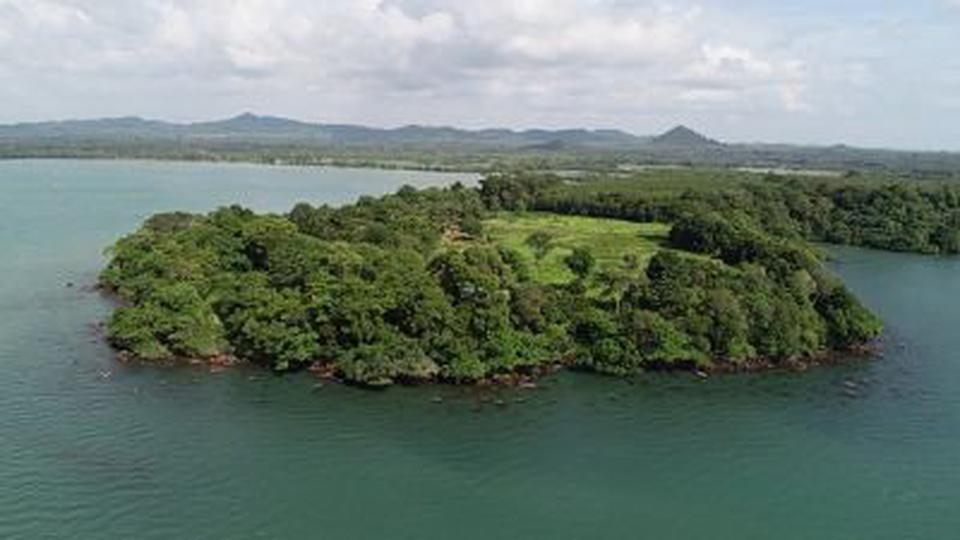 Private island for sale so  big plot of land 37 Rais sea view รูปที่ 2