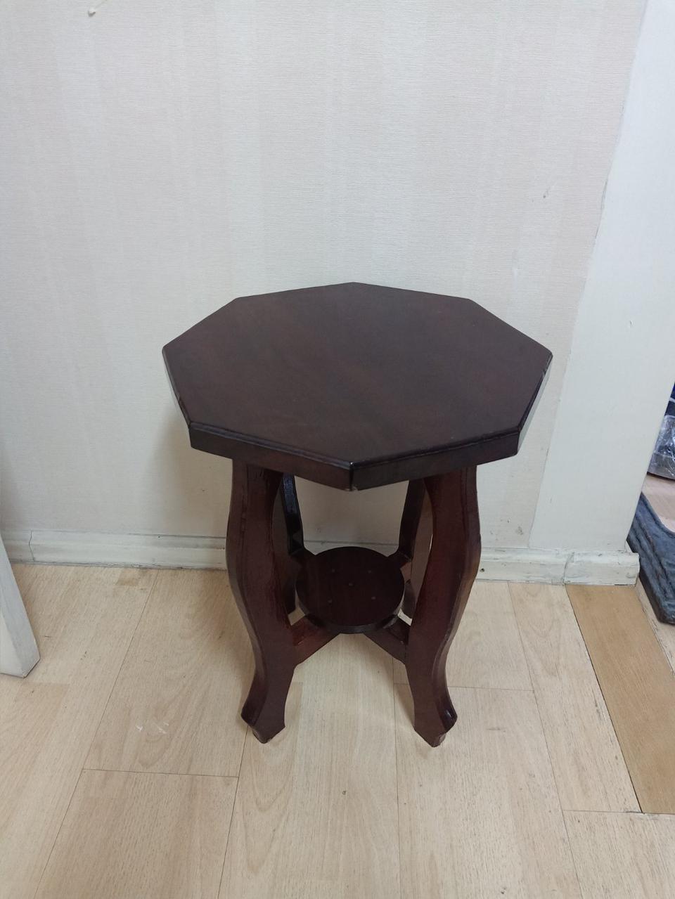 ชั้นวางของ+เก้าอี้ไม้ มือ2 รูปที่ 4