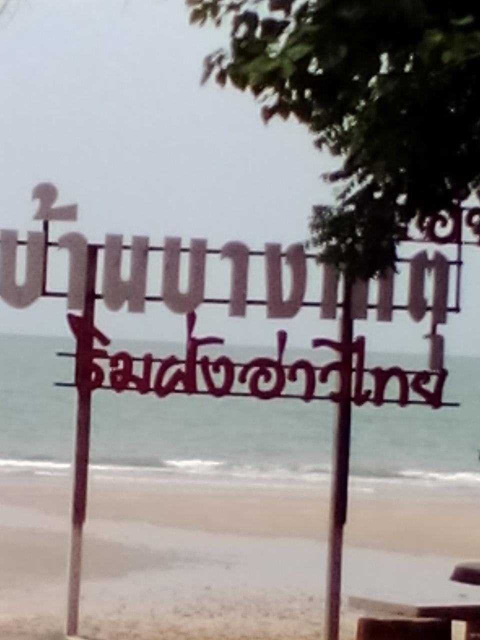 ที่ดินชายทะเล 107 ตรว. บ้านบางเกตุ ซอย2        300 ม.ถึงชายหาด บรรยากาศ สงบ รูปที่ 6
