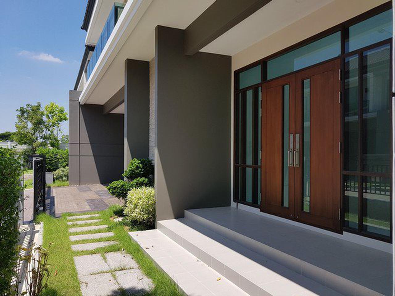 ขายบ้านเดี่ยวThe City Pattanakarn 4 นอน  3 จอด รูปที่ 2