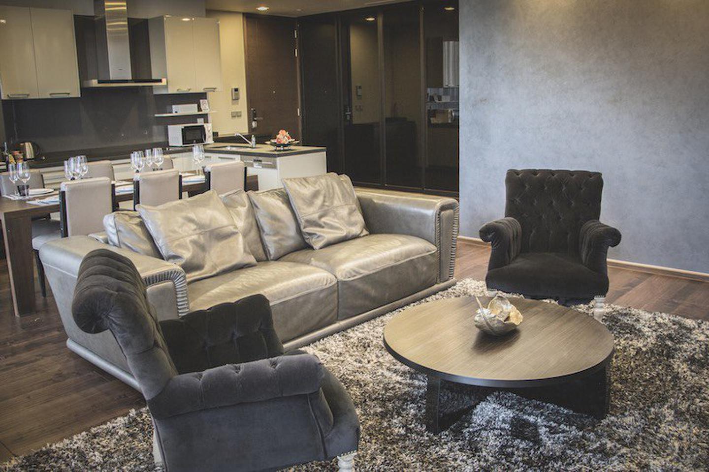 Quattro by Sansiri (Thonglor 4) condominium for rent near BTS Thonglor รูปที่ 6