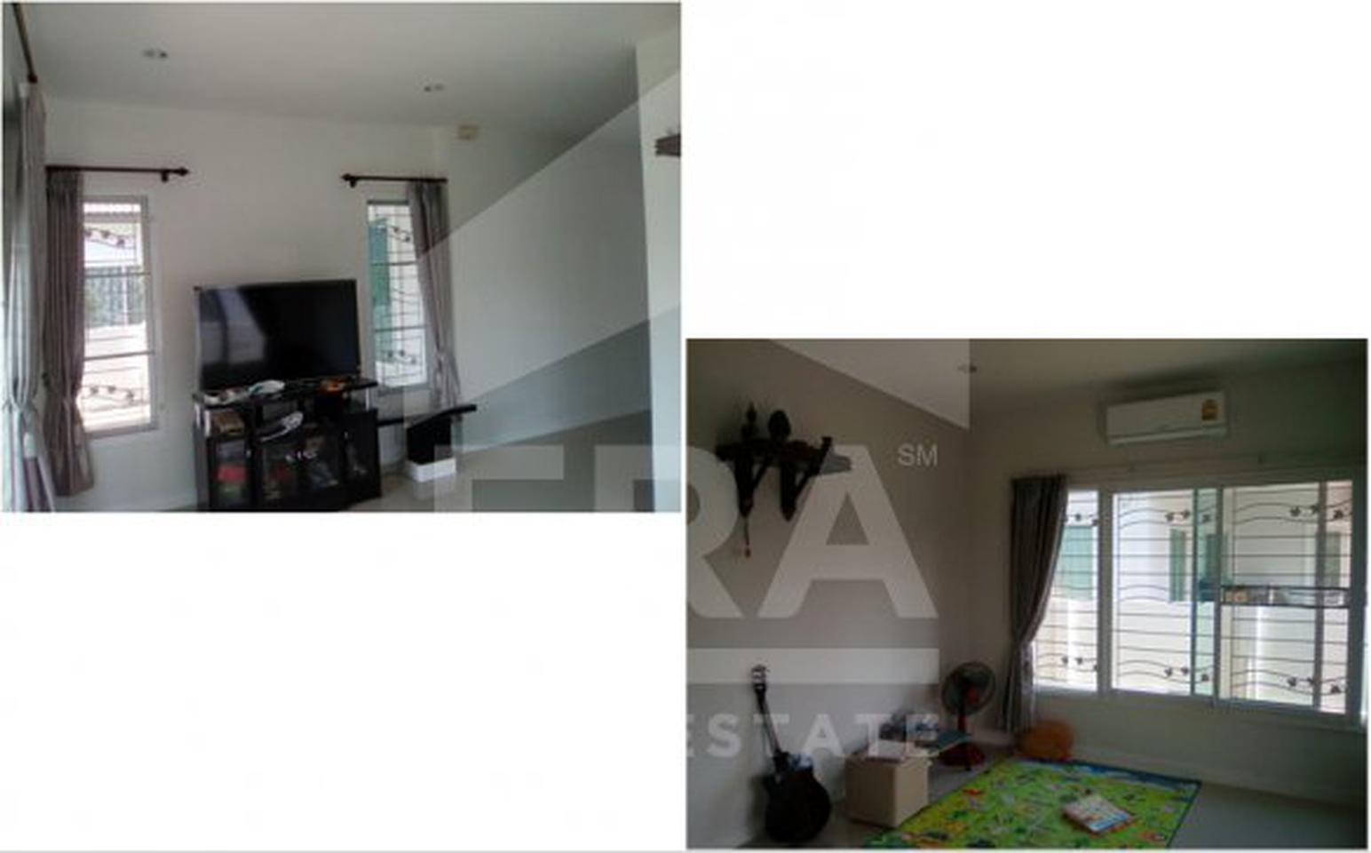บ้านเดี่ยว ชั้นเดียว 52.5 ตร.ว. โครงการการ์เด้นวิลล่า2 น่าอยู่อาศัย โครงการอยู่ติดถนน เดินทางสะดวก รูปที่ 4