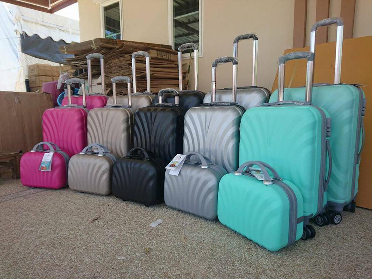 กระเป๋าเดินทาง รุ่น Fiber A รูปที่ 2