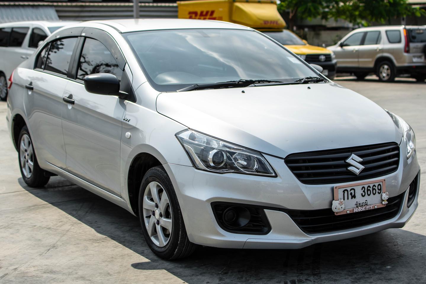 Suzuki Ciaz 1.2 2016(ปี 15-18) GA Sedan รูปที่ 2