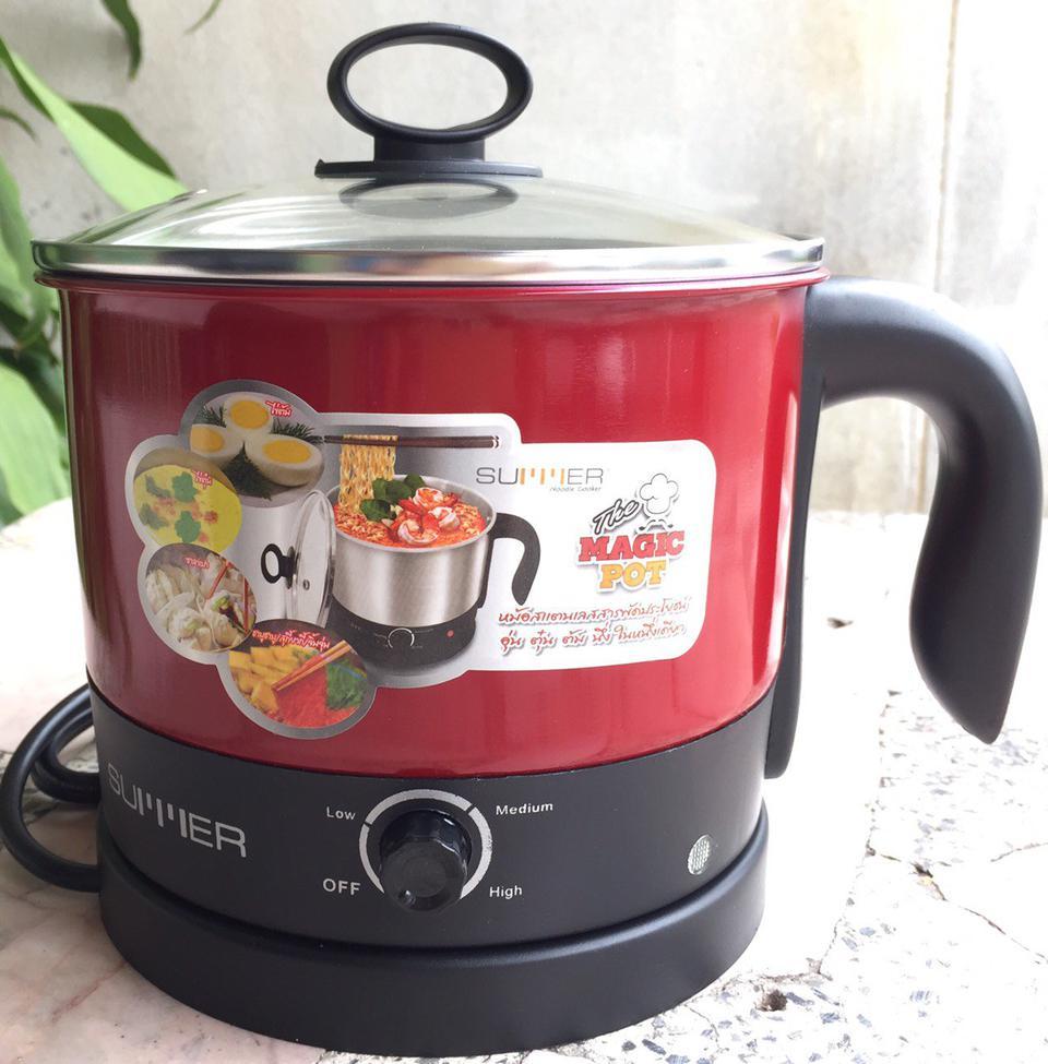 Summer Magic Pot Noodle Cooker หม้อต้มอเนกประสงค์ รูปที่ 1
