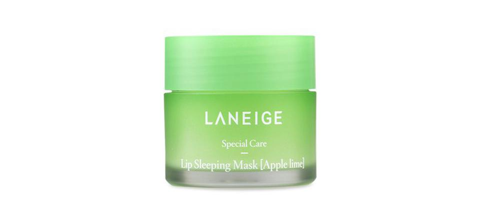 Laneige Special Care Lip Sleeping Mask 20g #Apple Lime รูปที่ 1