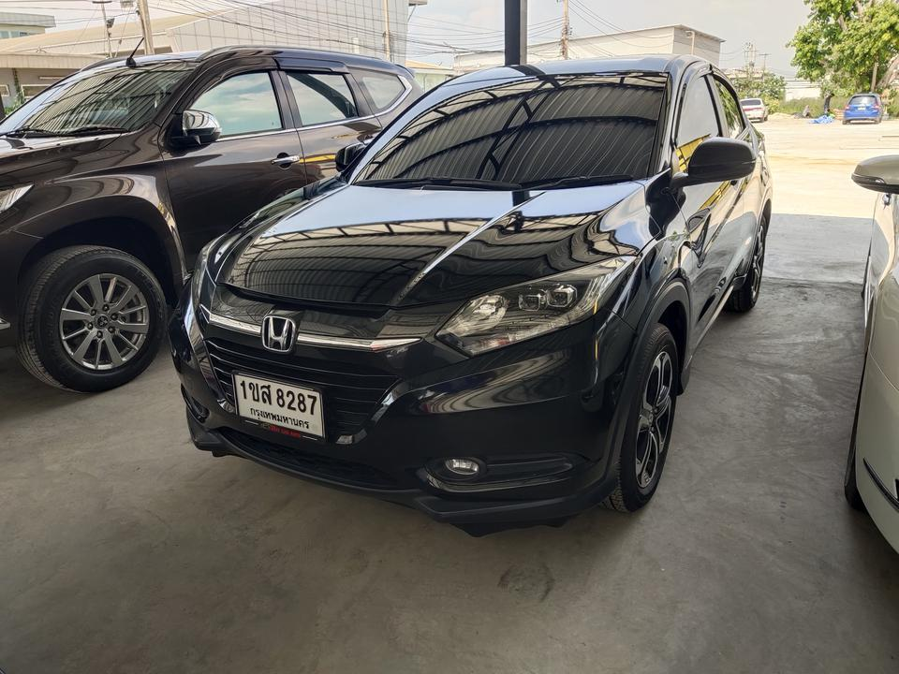 Honda hrv1.8 รูปที่ 1
