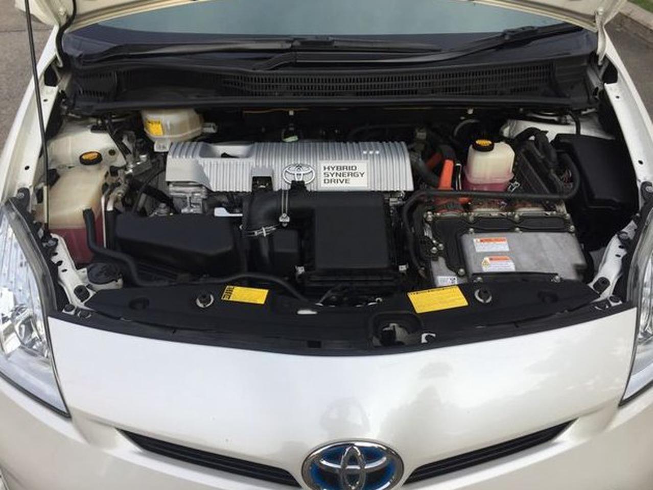 ขายรถยนต์ Toyota Prius ลำลูกกา ปทุมธานี รูปที่ 4