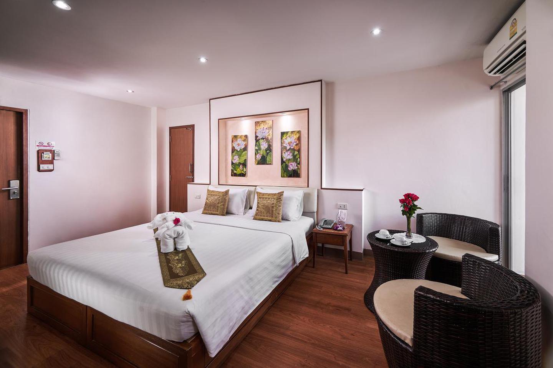 โรงแรมเคซี เพลส ประตูน้ำ (KC Place Hotel Pratunam) รูปที่ 3
