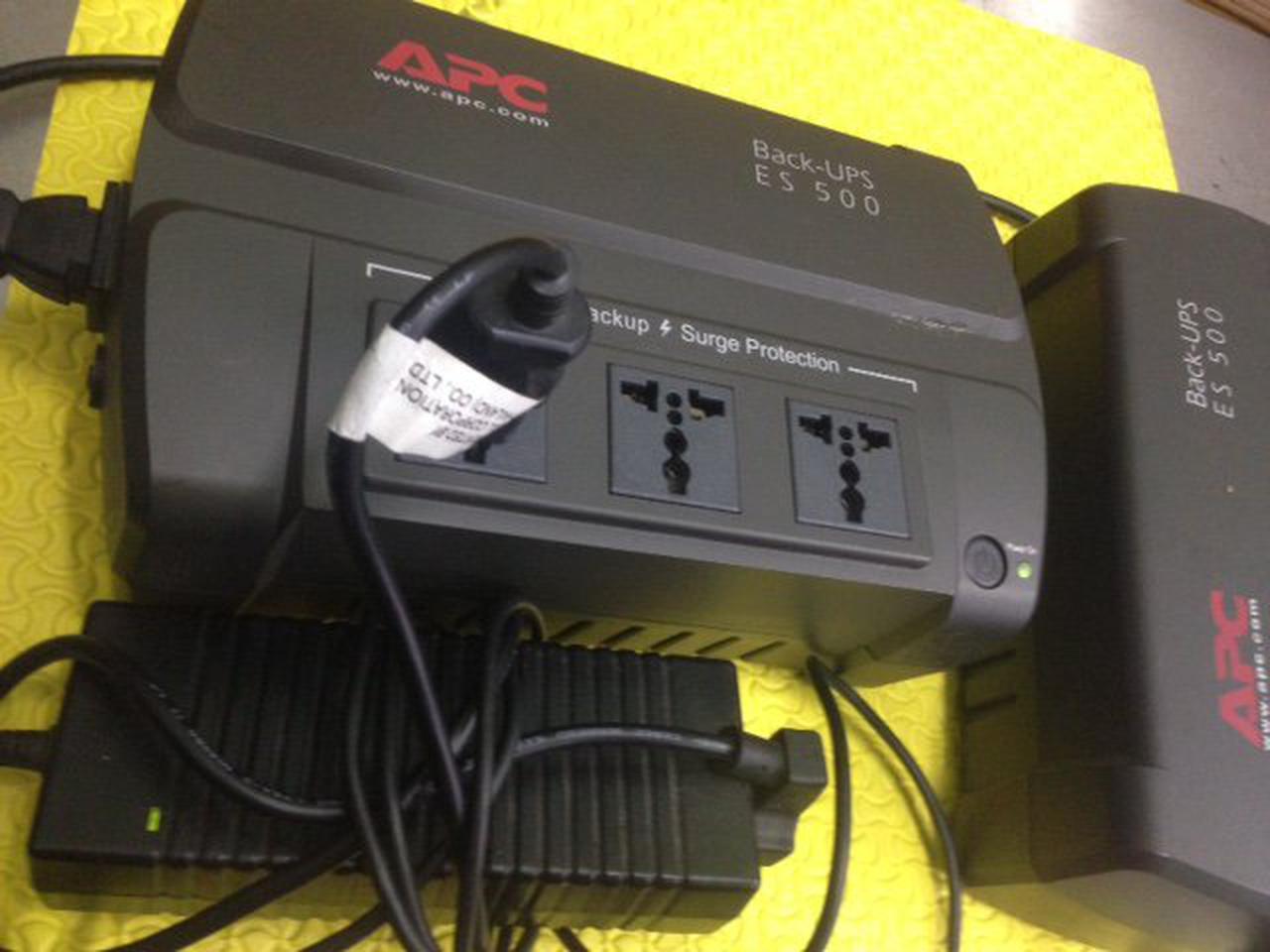 ตัวสำรองไฟ APC (BE500R-AS) รูปที่ 3