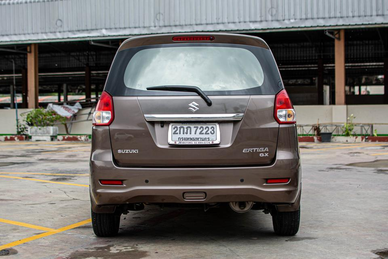 ปี 2013 SUZUKI ERTIGA 1.4 GX WAGON SUV 7ที่นั่ง รูปที่ 3