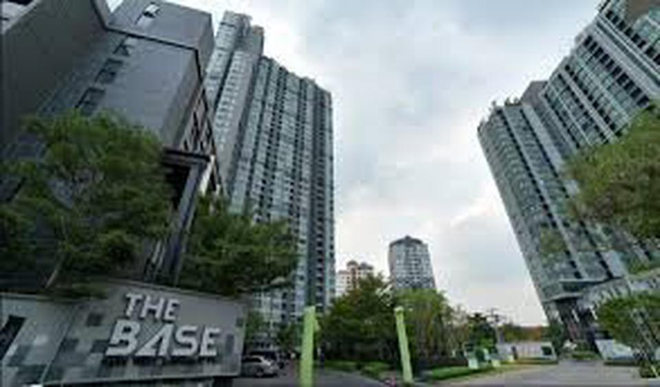 For rent   The base park west รูปที่ 1