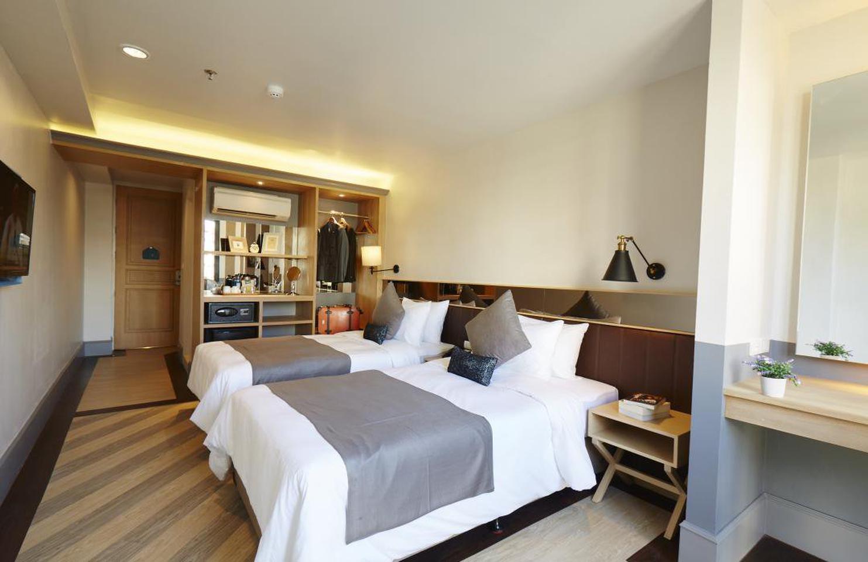 โรงแรมเปิดใหม่ ใจกลางกรุง ติดรถไฟฟ้า ราชเทวี รูปที่ 4