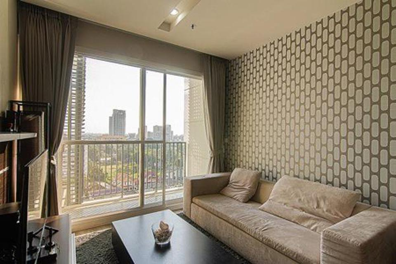 For rent  Siri at Sukhumvit Condo 2 bed 74 sqm. near BTS Thonglor very good price รูปที่ 2