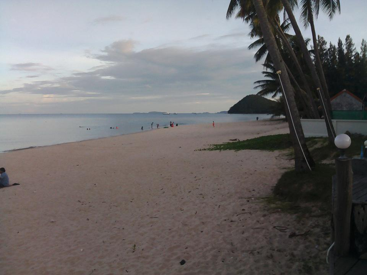 ขายที่ดินเปล่า2 ไร่ ใกล้หาด เหมาะปลูกบ้านพักตากอากาศหรือเกตส รูปที่ 5