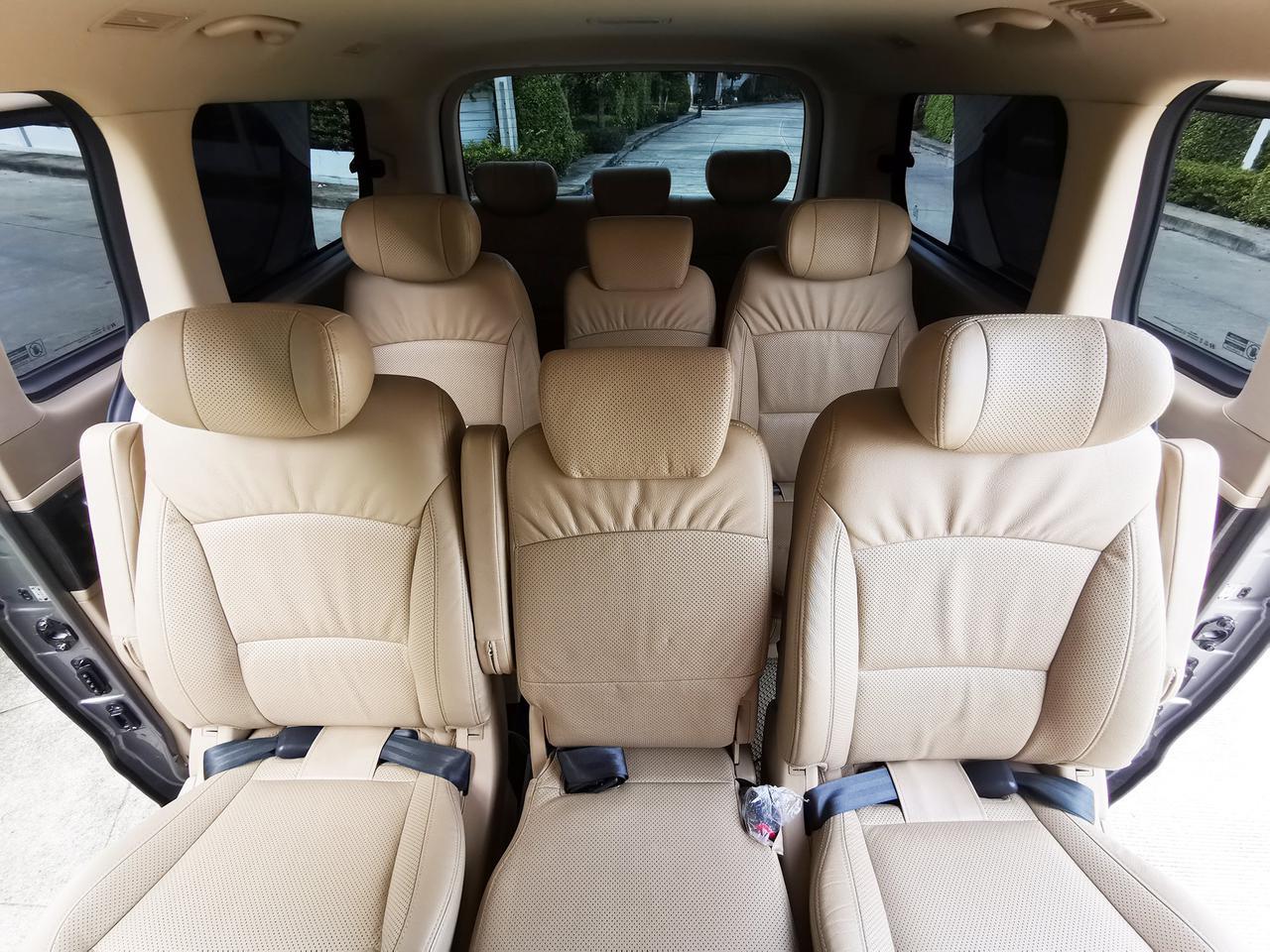 Hyundai H-1 2.5 Deluxe (ปี 2018) Van AT รูปที่ 5