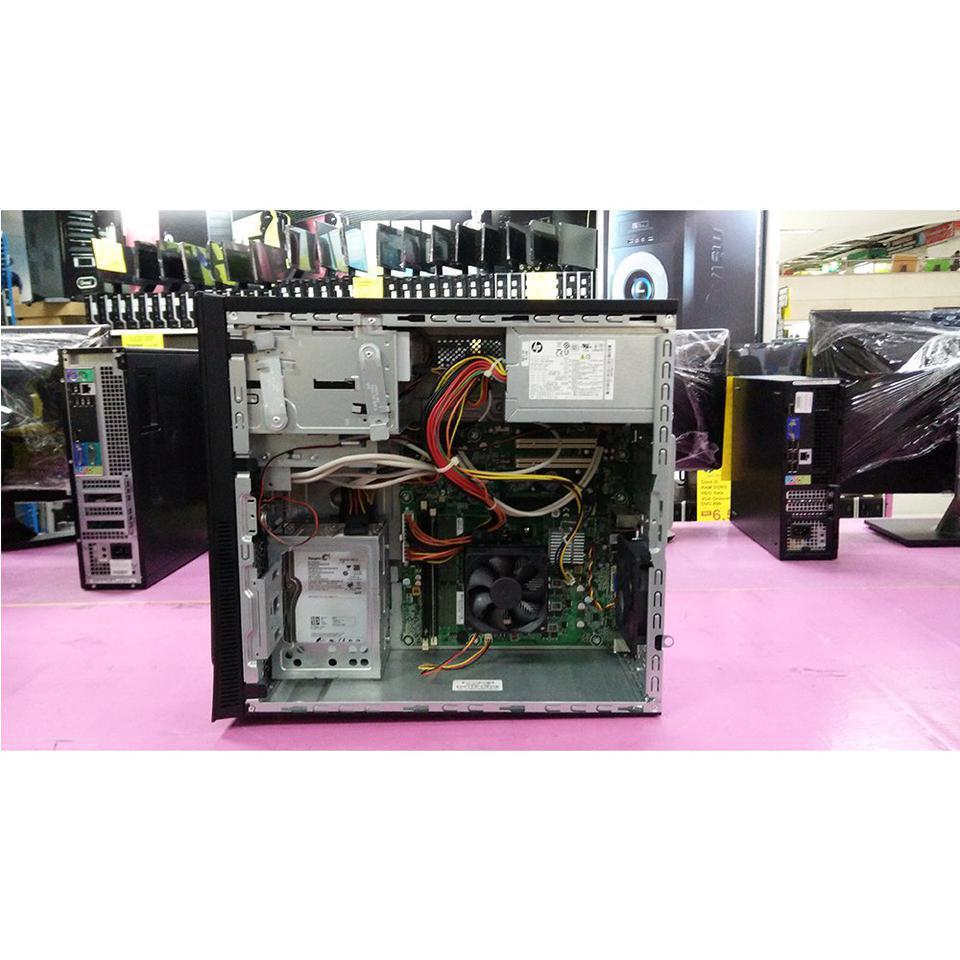 HP PRO 3335 MT ( ครบชุด ) X 2 LCD 17 นิ้ว รูปที่ 4
