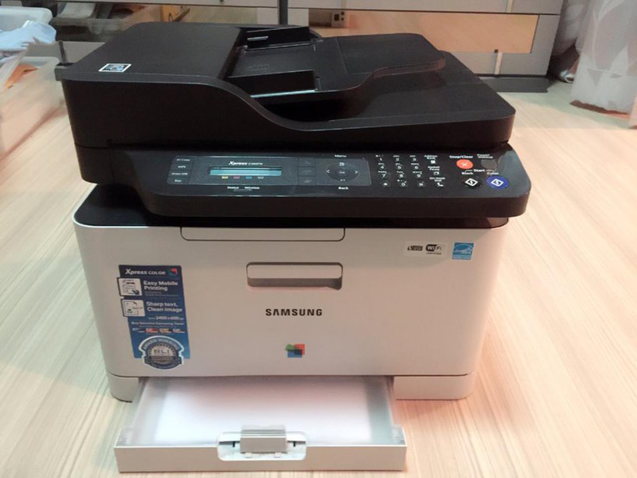 ขาย Multifunction Samsung C480FW สภาพใหม่มาก 7,900 บาท รูปที่ 1