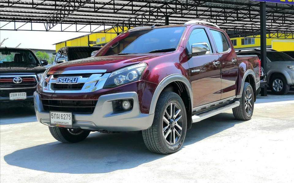 ISUZU ALL NEW DMAX H/L DOUBLE CAB 3.0 VGS.Z.V-CROSS  ปี 2012  รูปที่ 1