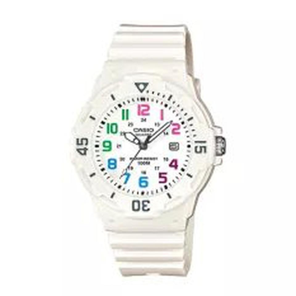 Casio นาฬิกาผู้หญิง สายเรซิ่น รุ่ย LRW-200H-7B รูปที่ 1