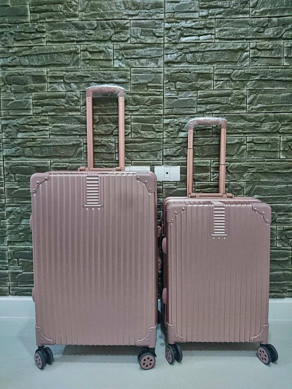 กระเป๋าเดินทาง ขอบอลูมิเนียม รุ่น คัลเลอร์ฟูล รูปที่ 3