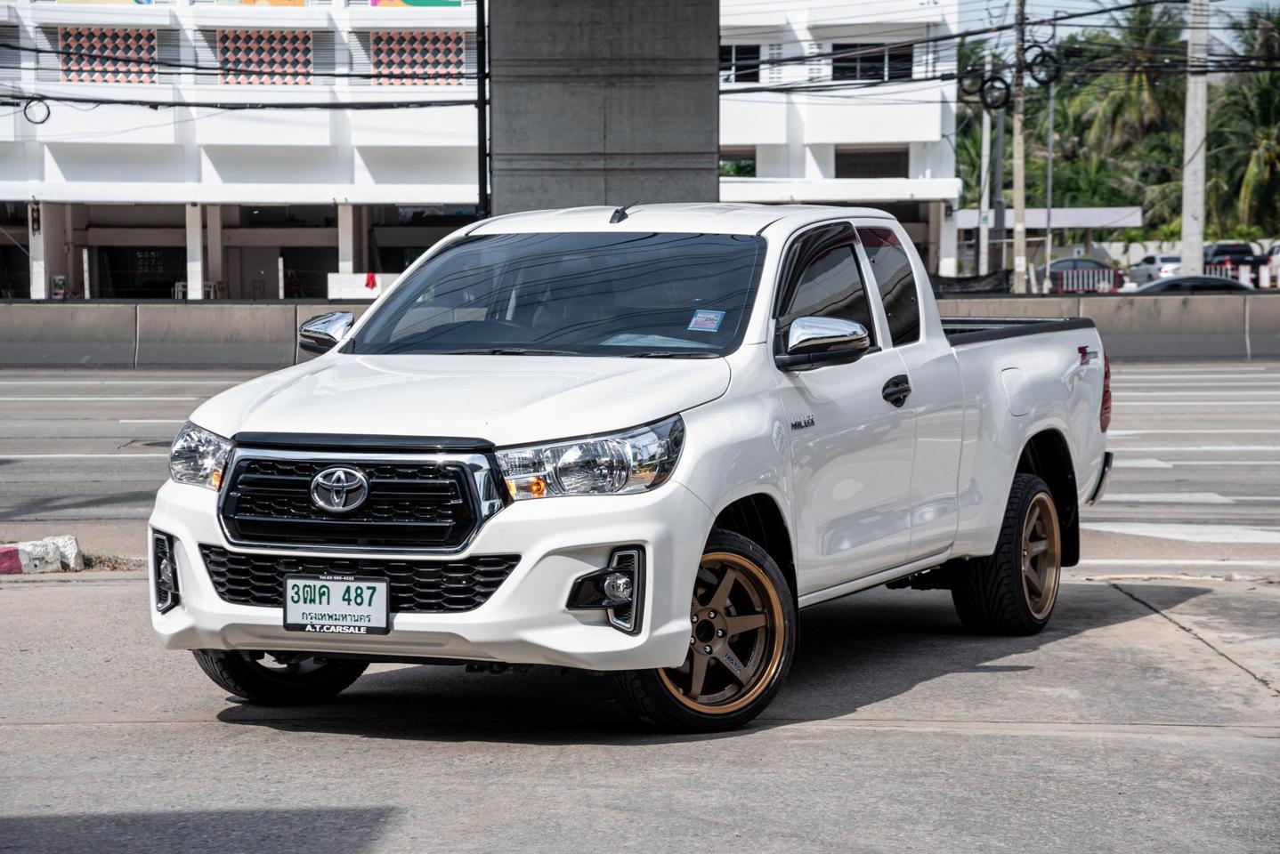 Toyota Revo Smartcab 2.4 J Plus Z Edition รูปที่ 6