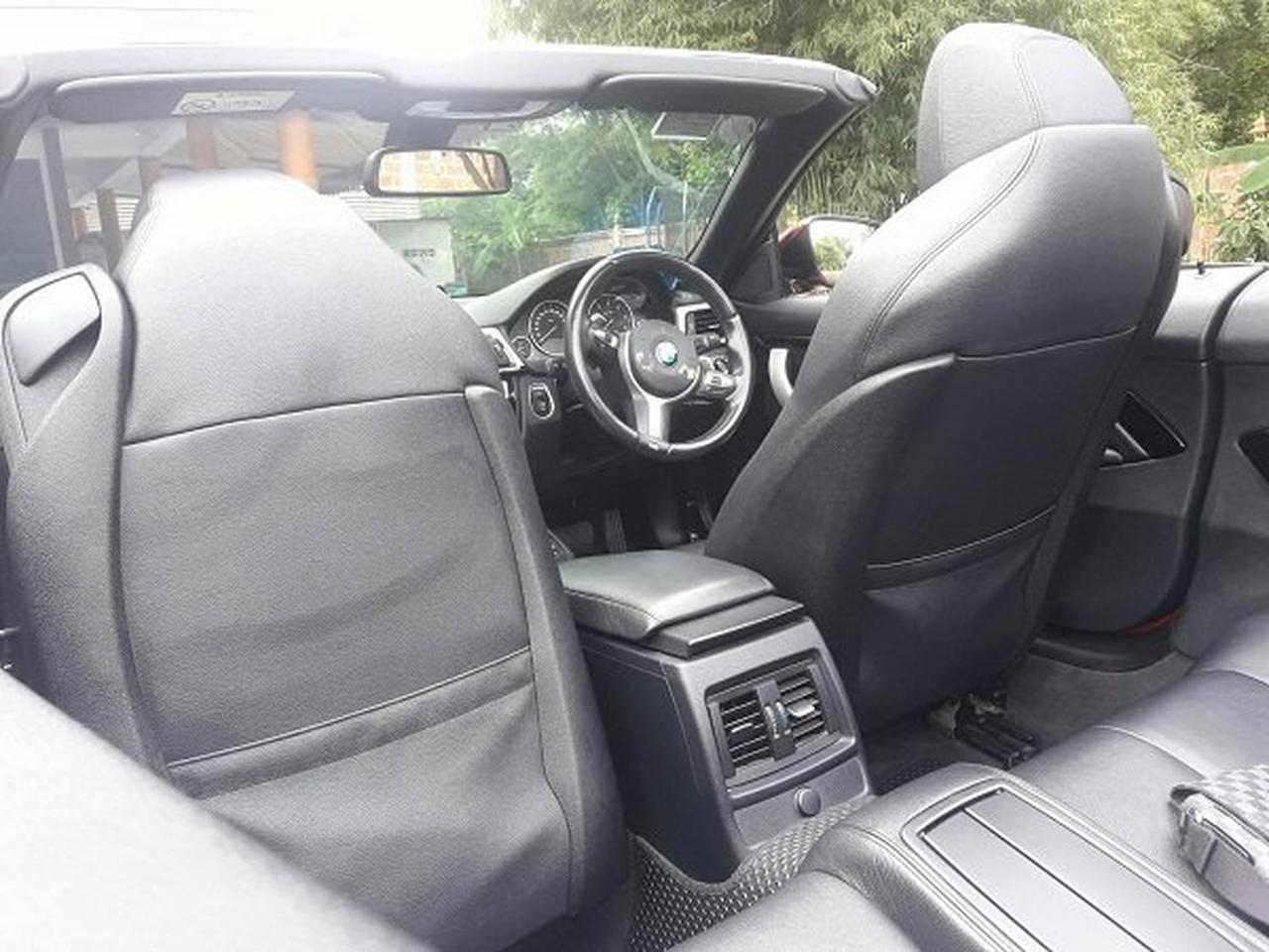 ขายรถเก๋ง BMW 420 D f32 เขตบางเขน กรุงเทพ ฯ 10230 รูปที่ 5