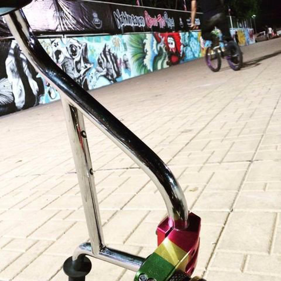 BMX Street แต่งเกือบทั้งคัน ราคาคุยได้ (Selling people in Thailand) รูปที่ 6