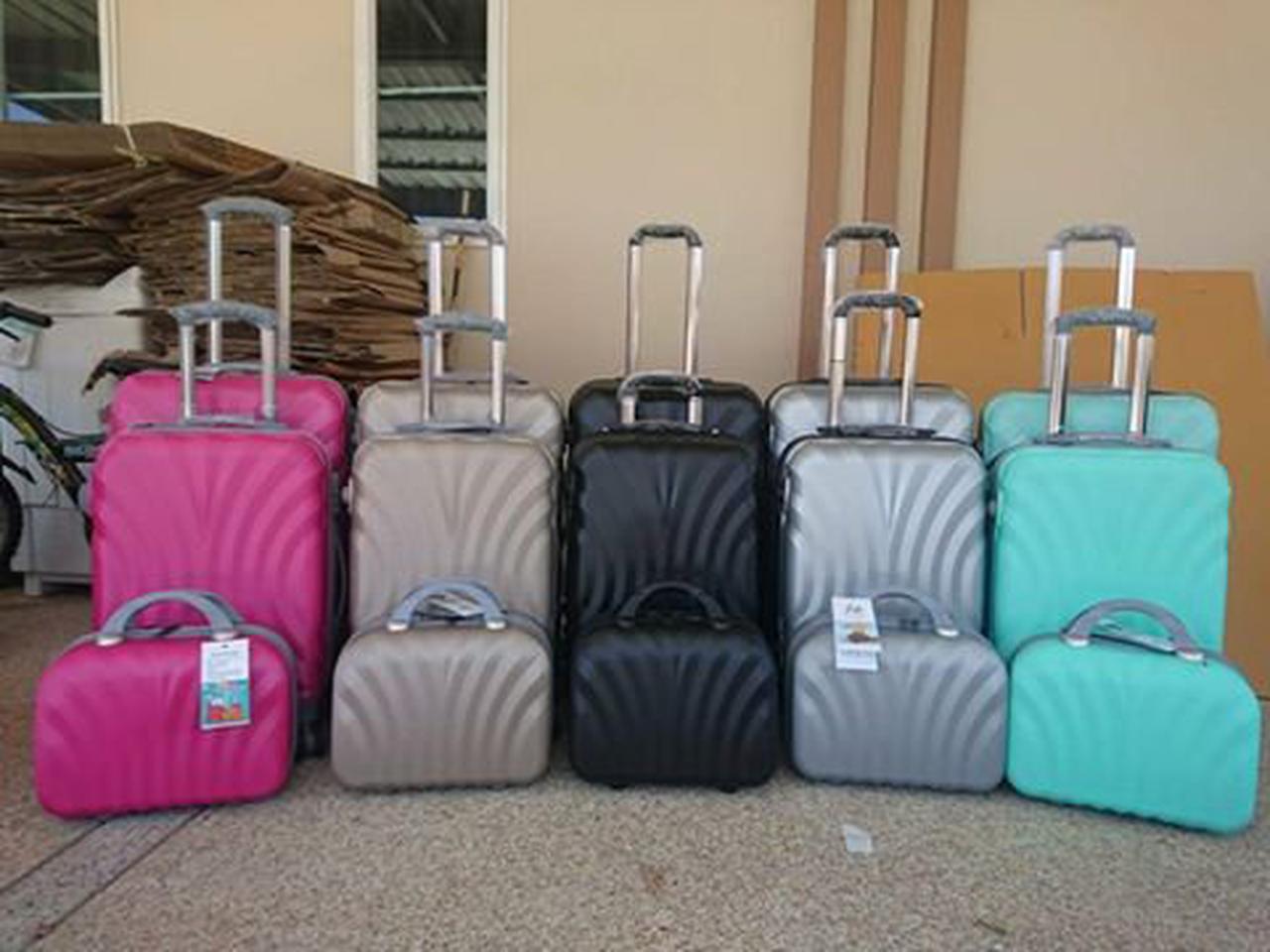 กระเป๋าเดินทาง รุ่น Fiber A รูปที่ 1
