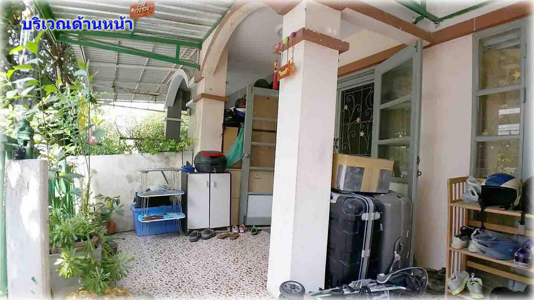 ขายด่วน บ้านแฝด ติดถนนเพชรเกษม81 ม.ธนาสุข-กิตติยา รูปที่ 5